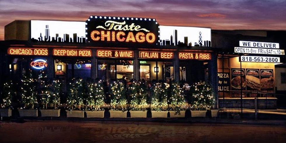 Taste Chicago-Burbank, CA