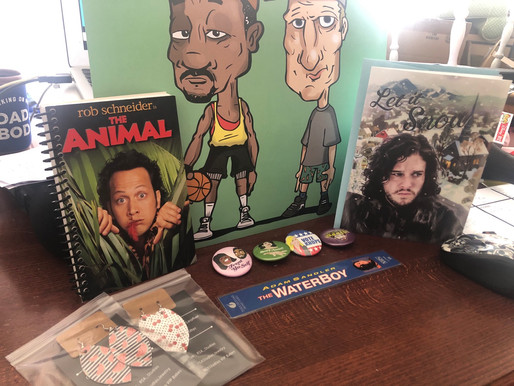 New Prizes and Pop Culture Greatness