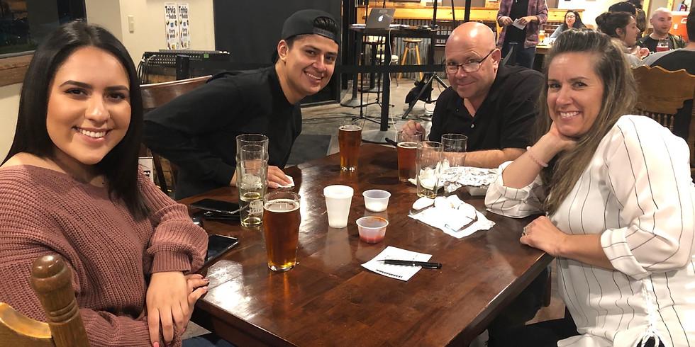 Trivia at Pocock Brewing-Santa Clarita, CA