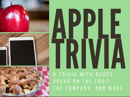 A Whole Trivia Round on Apples