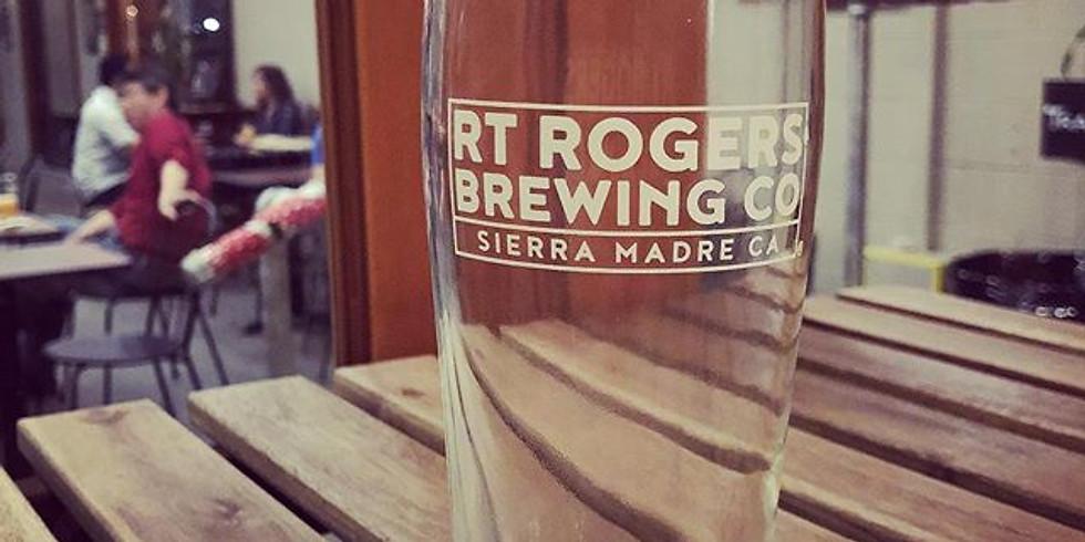 RT Rogers Brewing-Sierra Madre, CA