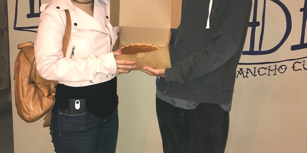 Trivia at The Pie Hole-Pasadena, CA