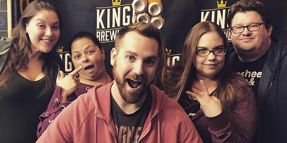 Trivia Fun at Kings Brewing 2 Year Anniversary-Rancho Cucamonga, CA