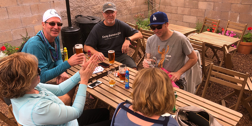 Trivia at RT Rogers Brewing-Sierra Madre, CA