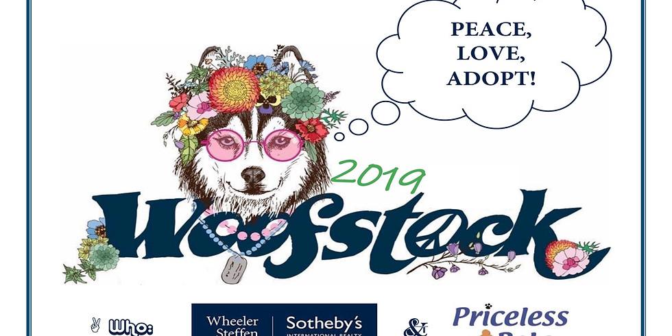 SPECIAL EVENT:  Woofstock Pet Adoption-Claremont, CA