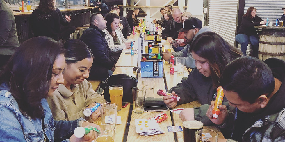 Trivia at RT Rogers Brewing-Sierra Madre CA