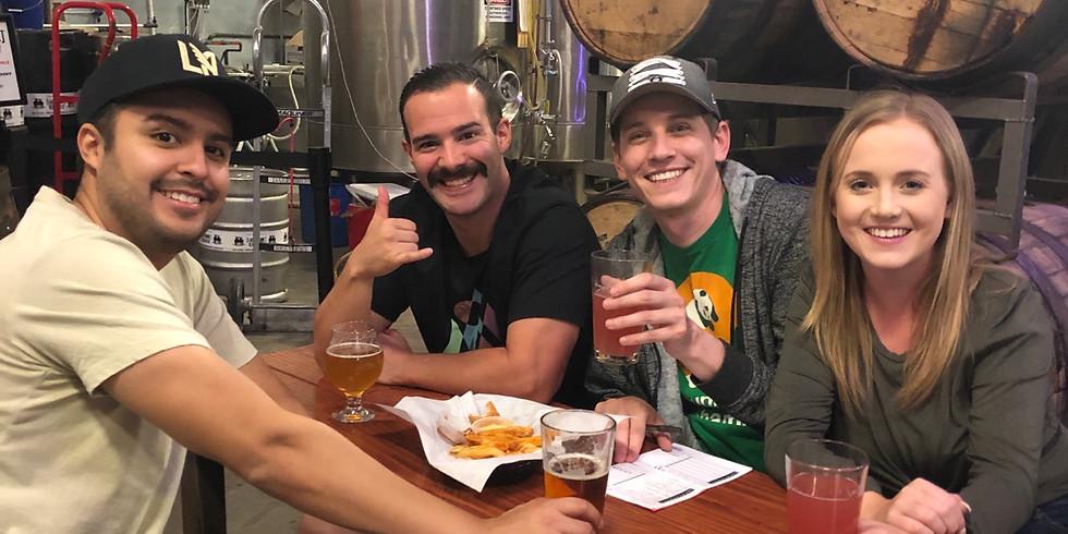 Trivia at Last Name Brewing-Upland, CA