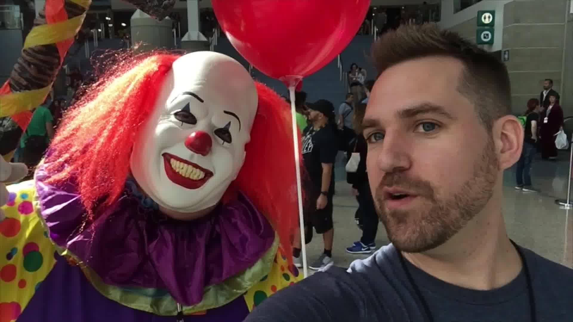 Trivia at LA Comic Con