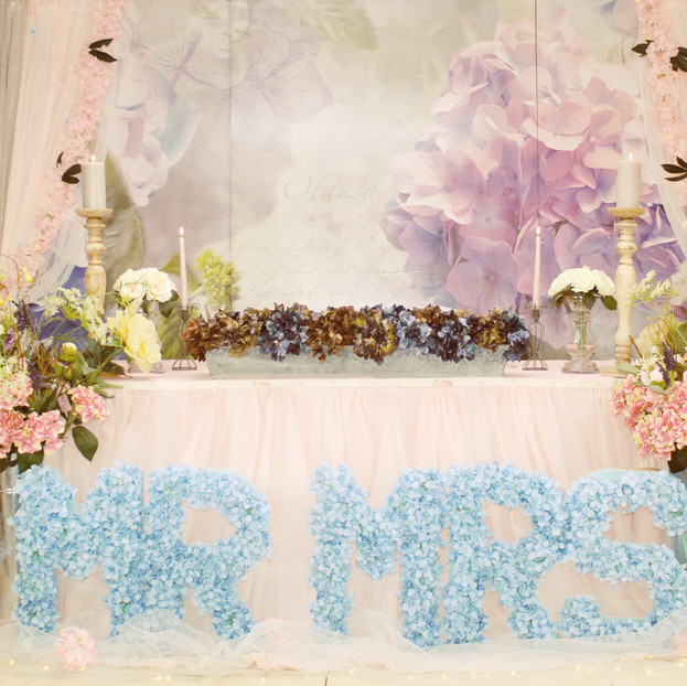 SWEETHEART TABLES