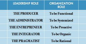 The Five Key Leadership Styles