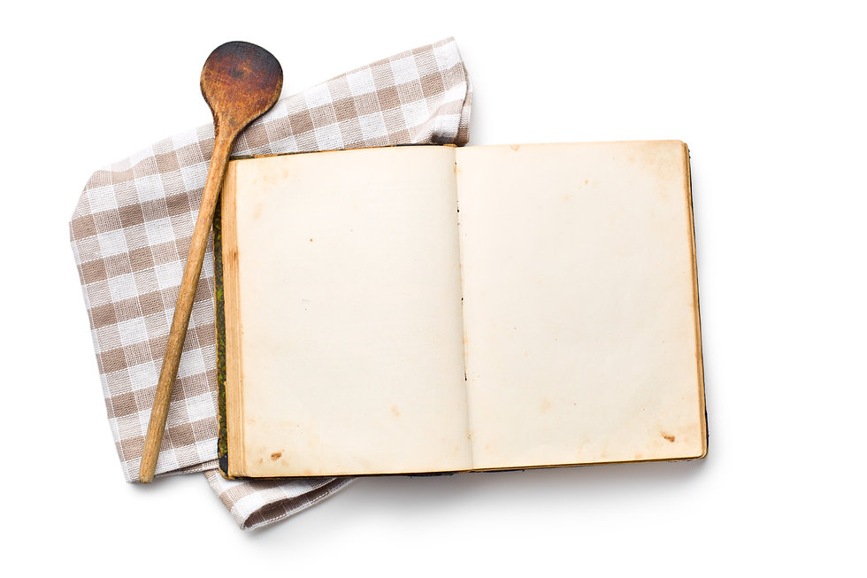 open recipe book on white background.jpg