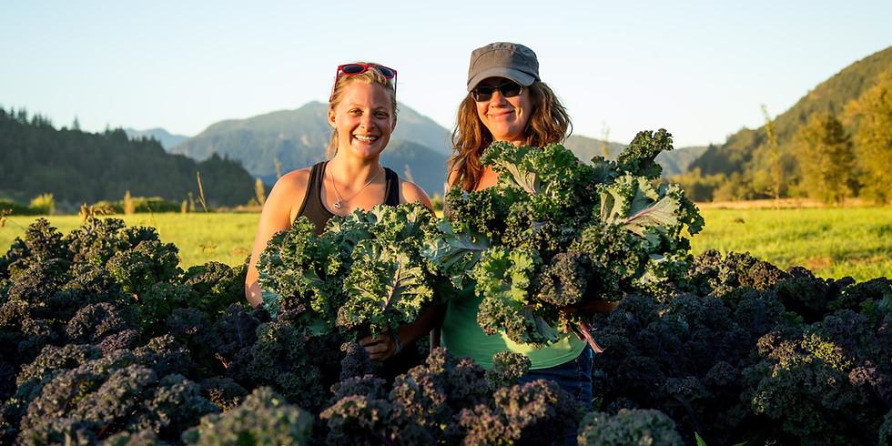Weekend Community Farming