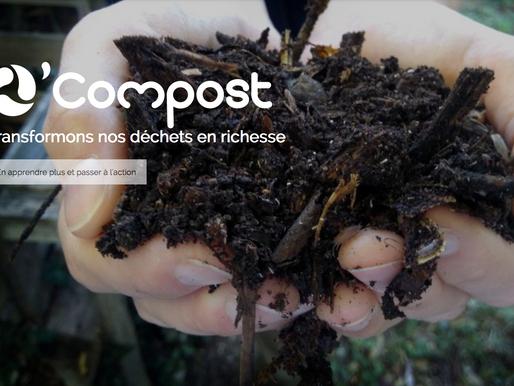 Formation compostage avec Ocompost