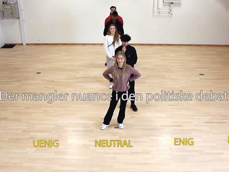 #NUance: Hvad mener teenagere episode 1