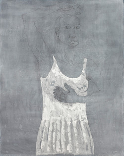 97_Claudia_Grögler_Malerei_Selbstportr