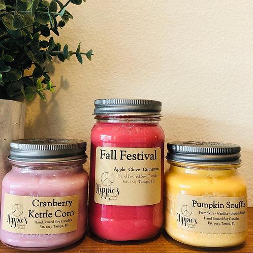 Fall Best Sellers Trio