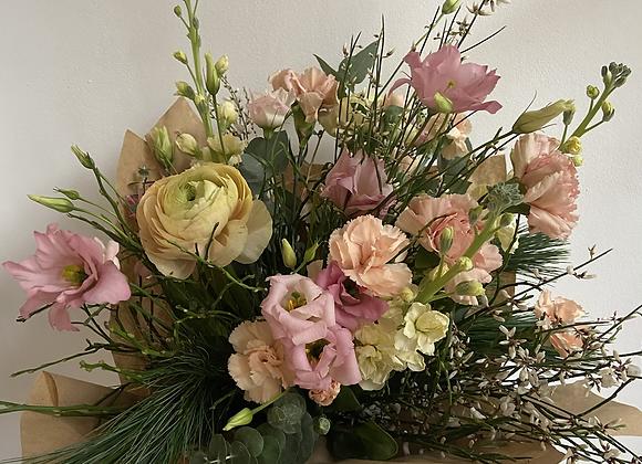 Kytica zo sezónnych kvetov - veľká