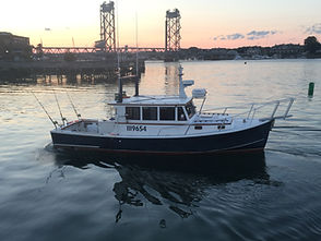 F/V Out of Line of Savage Charters