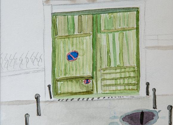 Door 104