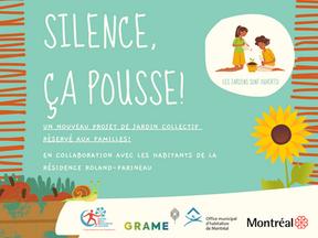 Un nouveau jardin collectif à Lachine!