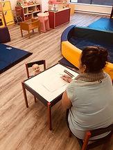 Olga éducatrice halte-garderie cmrl centre multi-ressources de lachine obnl québec
