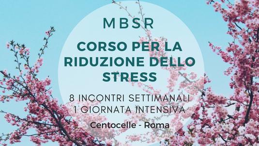 Corso per la riduzione dello stress