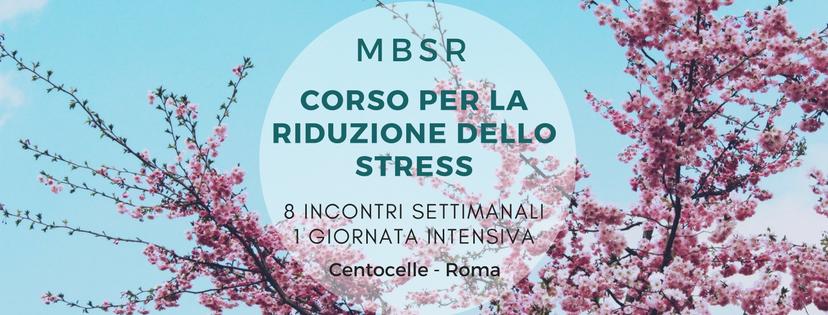corso riduzione dello stress centocelle roma