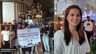 #TatagPinoy: Trafficking survivor to being an advocate