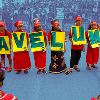 [Y-SPACE] The Plight of the Lumad Children in Inclusion and Education