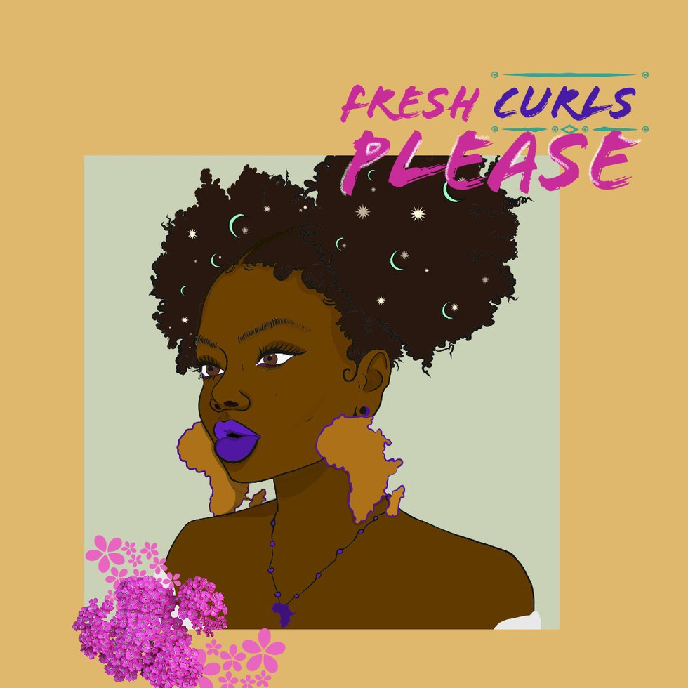 Fresh Curls Please