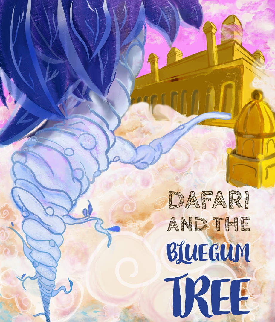 Dafari and the Blue Gum Tree