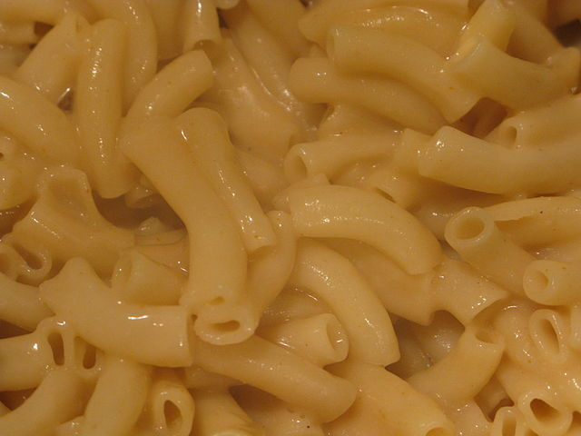 Vegan Mac n' NO Cheese Sauce