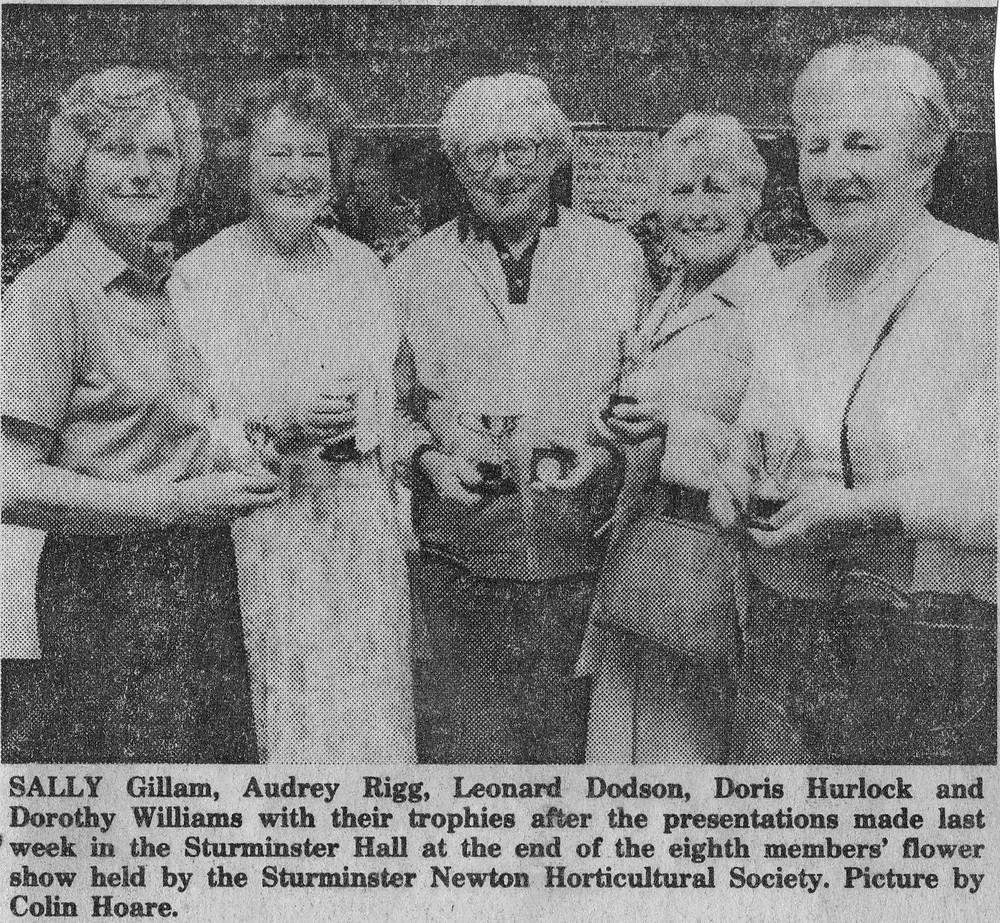 1986 Sturminster Newton Show