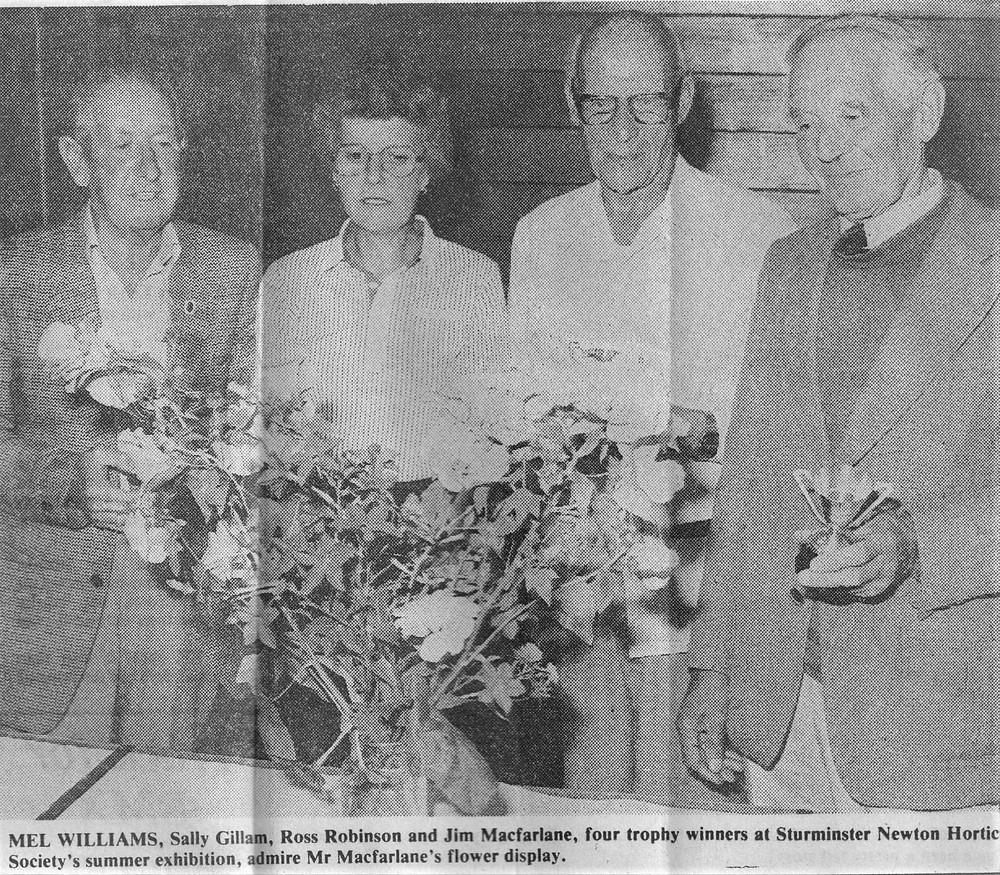 1984 Sturminster Newton Show