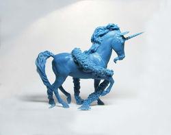 Garlanded Unicorn