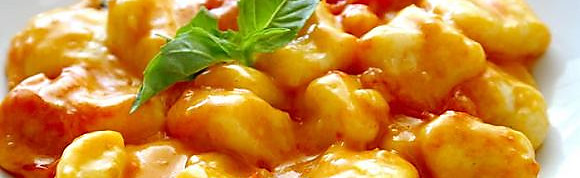 gnocchi napoletana / $12