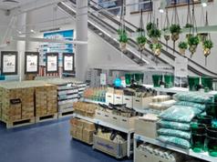 Lagerhaus shopconept