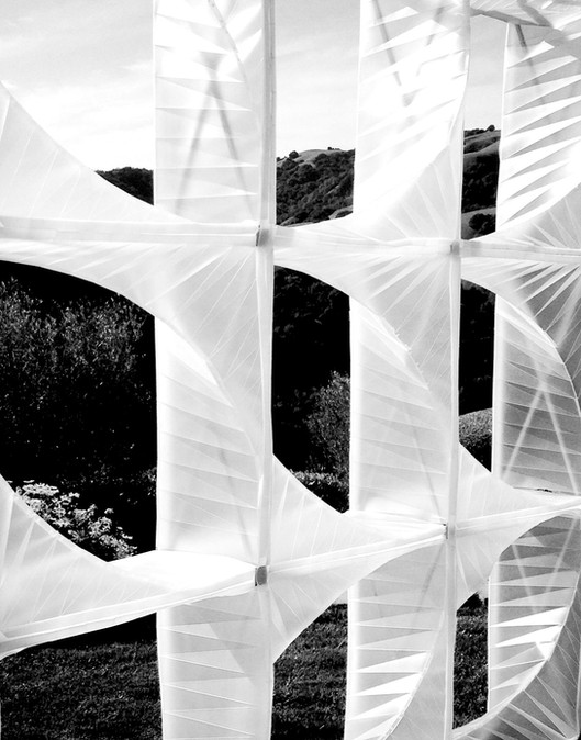 SXSW Futuristic Exhibition Dividers