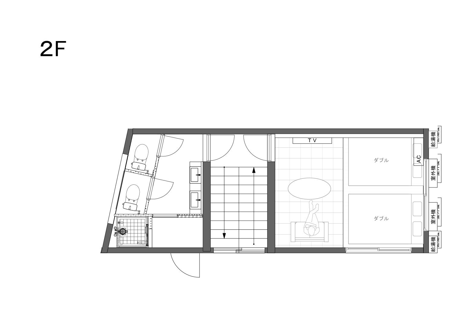 EA101淡路町_募集図_2F_190927