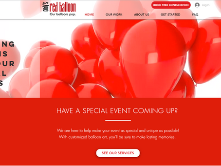 Cody's Red Balloon Launches New Website!