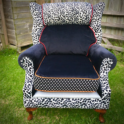 Dalmatian Chair