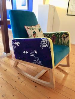 Bird Lovers Chair