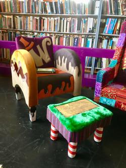 Wonka childrens chair