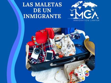 Las maletas de un Inmigrante 💼