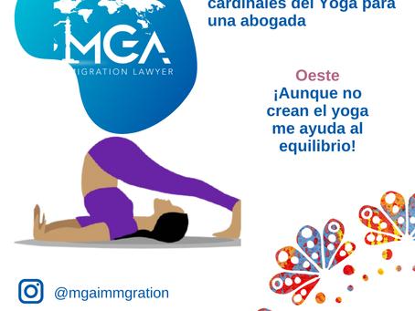 El yoga y yo 🧘♀️