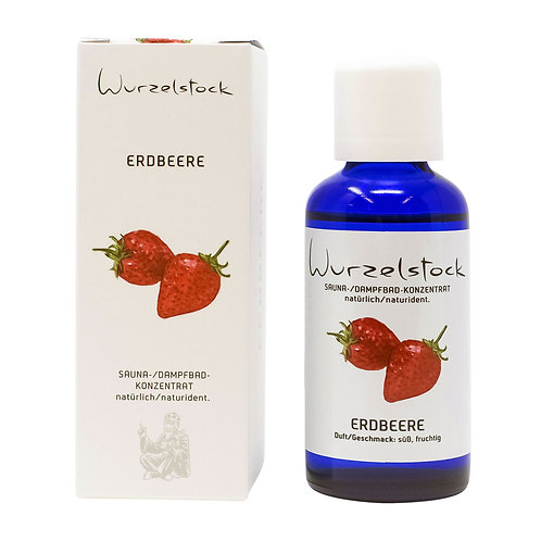 Erdbeere (nat. Aromaöl) 50ml