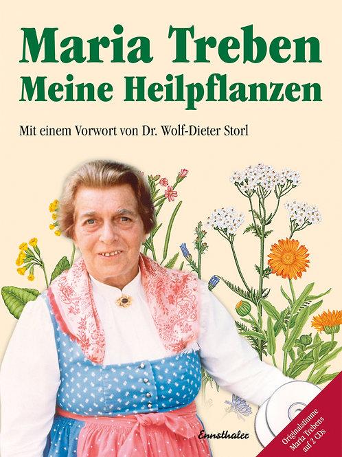Maria Treben Meine Heilpflanzen Originalstimme mit 2 CD`s