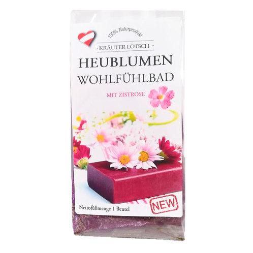 Kräuter -Heublumen Badesäckchen