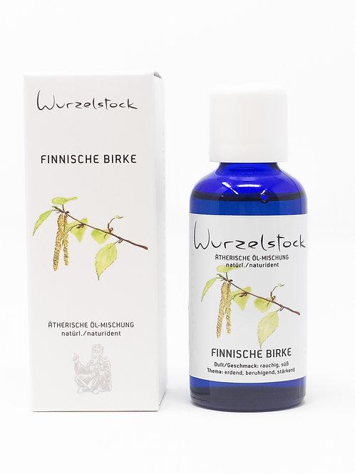 Finnische Birke (natürliche ätherische Ölmischung) 50ml