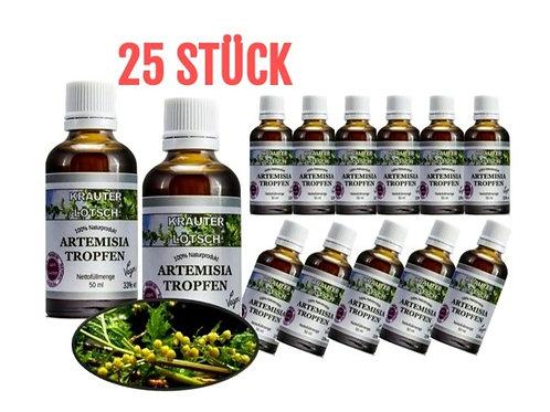 HÄNDLER Artemisia annua Tinktur 25 Stück AKTION